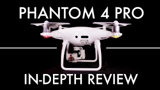 Phantom 4 PRO Review - All you need to know
