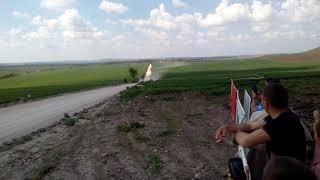 Ралі Фортеця 2019 GAZ 51A трампллін