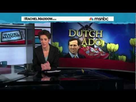 Rick Santorum Gets The Dutch Mad At America