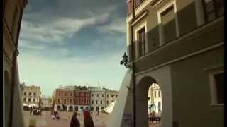 Zamość, Zamosc Renaissance Poland