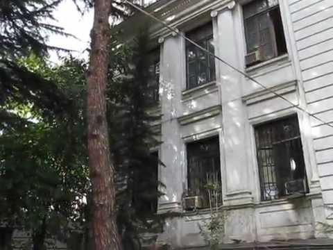Tbilisi State University - თბილისის სახელმწიფო უნივერსიტეტი [block II] (Tbilisi, Georgia)