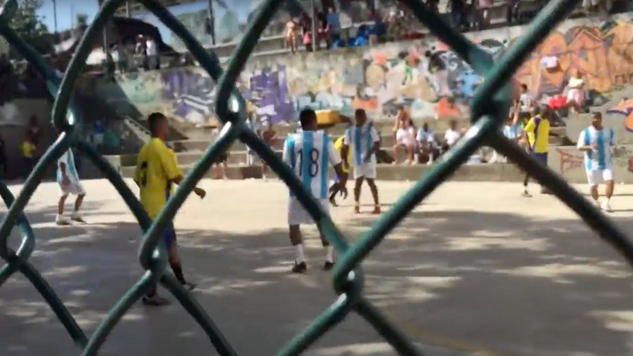 2433c5799b Street Soccer in Rio de Janiero