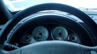 Buick Rendezvous Test Drive