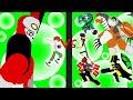 Stick Nodes ProBen 10 Original Series Vs Ben 10 Reboot