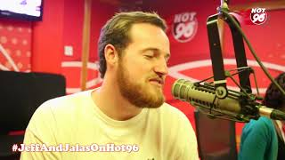 Justin Bradford in Studio Part 1