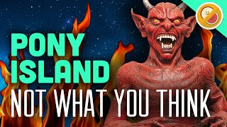 IT'S NOT WHAT YOU THINK : Pony Island Let's Play Gameplay [Part 1]