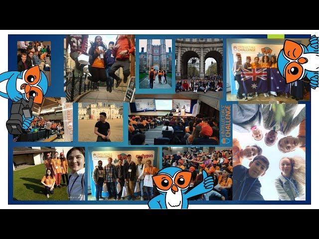 Owlypia-Global: TIC Cambridge Flashback