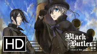 Black Butler: Book of the Atlantic - Official Madman Anime Festival Trailer