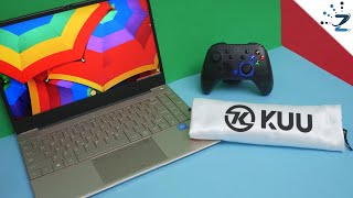 Kuu K2 Laptop GHETTO Unboxing.... $300 and english review soon!
