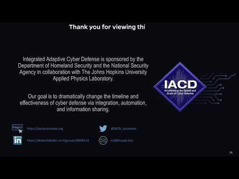 IACD101