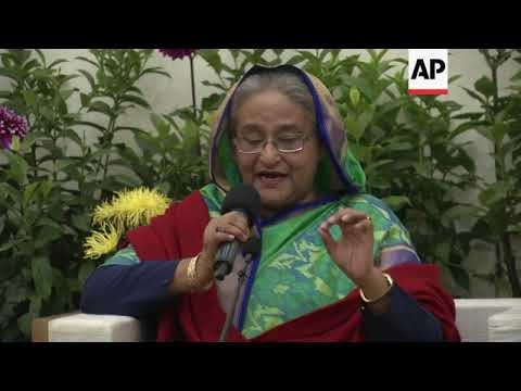 Bangladesh PM denies accusations of rigged vote