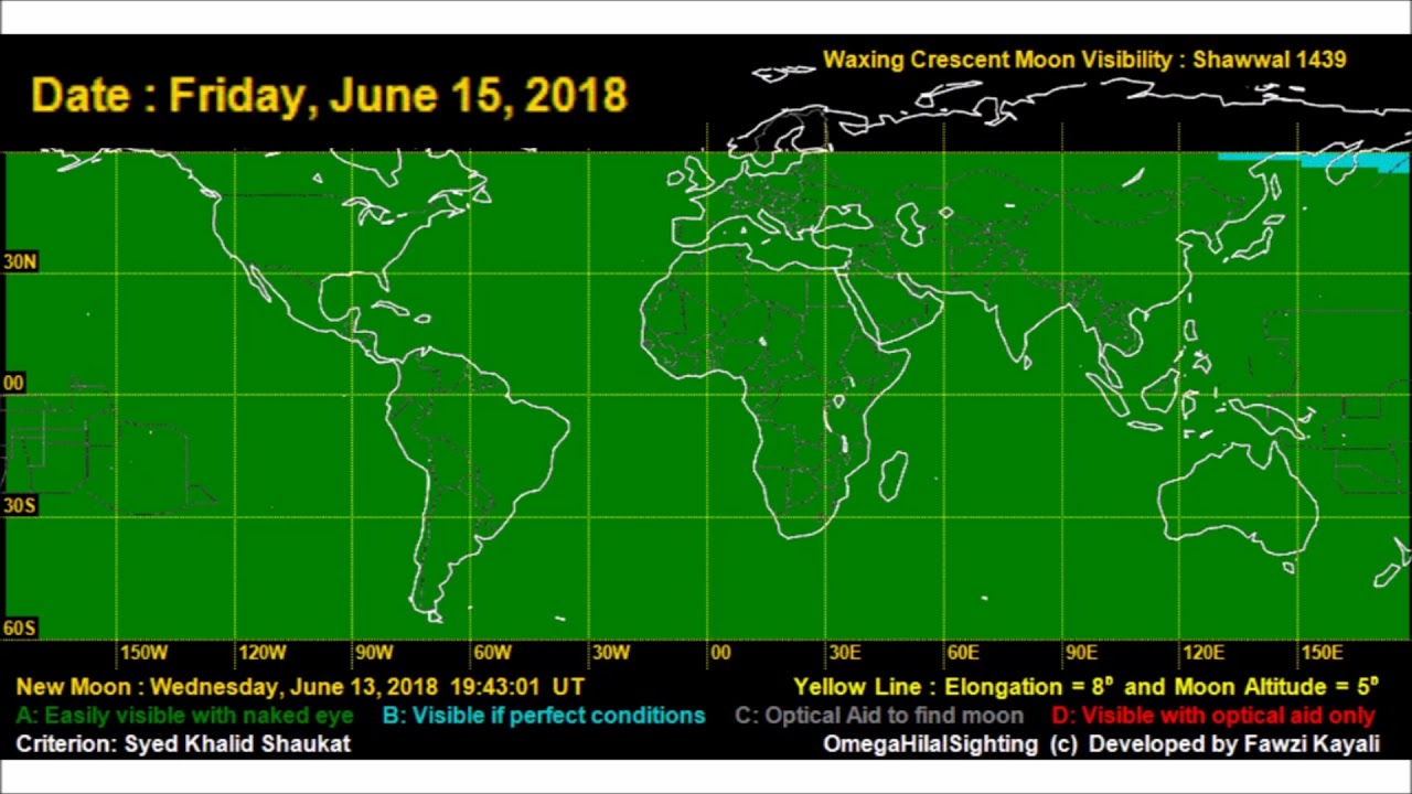 Ramadan 2018 moon sighting in UK latest: What day will fasting begin for Muslims?