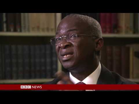 (2/8/2016) HARDtalk - Babatunde Fashola - Nigerias Minister for Power Works and Housing