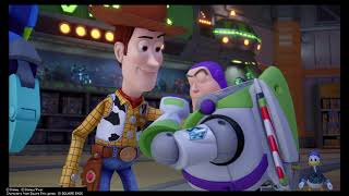 KINGDOM HEARTS toy story