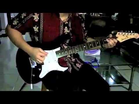Yamaha Pacifica 112V demo by Gitaris Kantoran