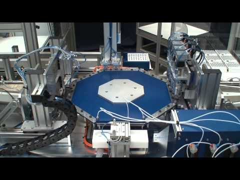 High Throughput Vial Filling, Capping And Packaging System