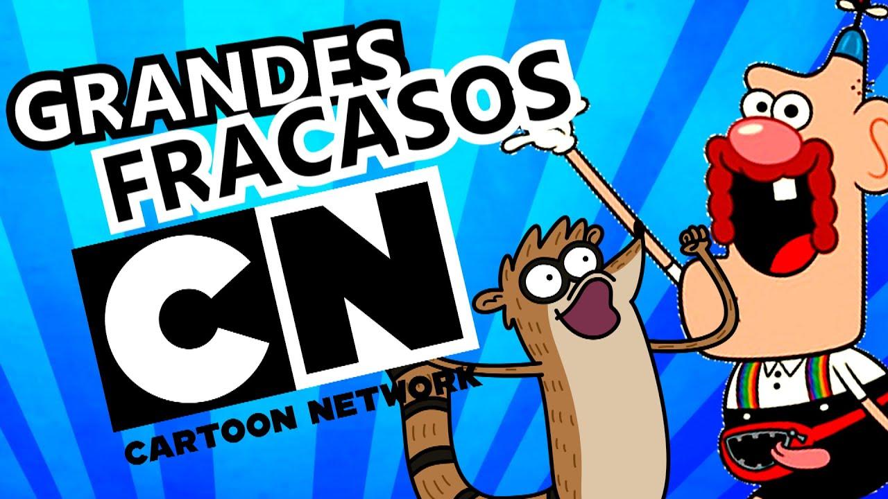las caricaturas de cartoon network que fracasaron y quedaron olvidadas  parte 2
