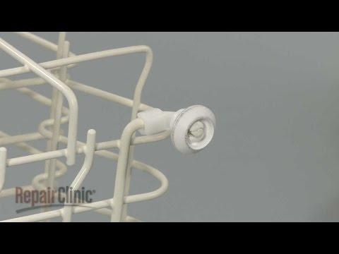 Upper Dish Rack Roller - Kenmore Dishwasher