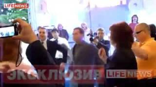 Гарика Мартиросян Медведев танцует