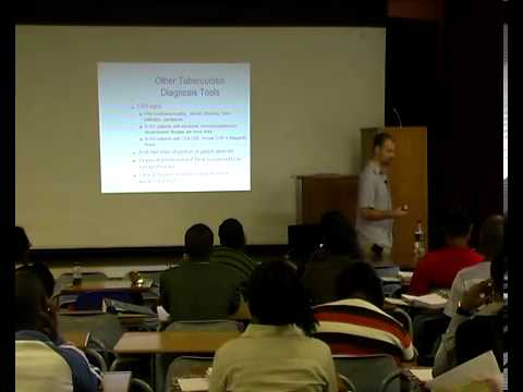 Basic Course in HIV - TB-HIV Co-infection | Center for AIDS Research