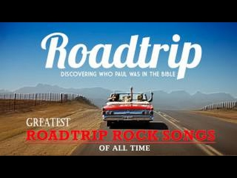 Top 100 Greatest Road Trip Rock Songs | Best Driving Rock Songs All Time