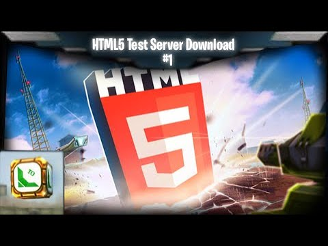 Tanki Online How To Download Html5 Test Server In Desctop Youtube