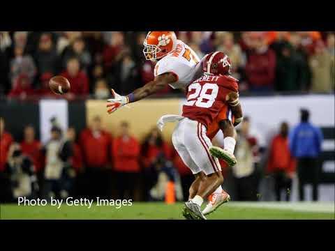 Mike Johnson Previews Alabama vs. Clemson Part III