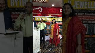 Masti bhara hai samaa Hum tum hai Dono yaha.... Living performance on 24th June 1%NC(2)