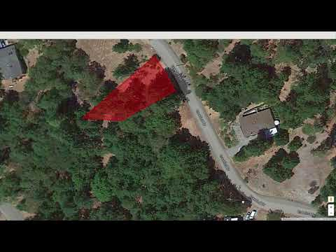 A beautiful property with utilities in Mendocino County CA