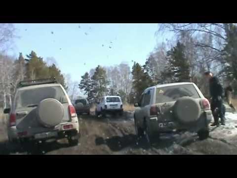 Vitara Нива Шнива УАЗ Rav 4 Forester региг 01 04 12 часть 4