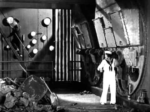 THE NAVIGATOR von Buster Keaton / Live-Musik: Richard Siedhoff