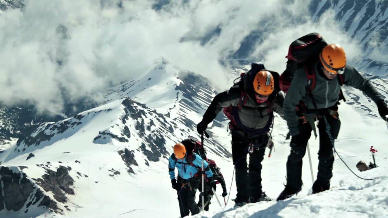 Mount Rainier 2011 Summit Via The Emmons Glacier YouTube