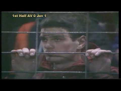 Aston Villa vs Juventus UEFA Champions' Cup 1982/83