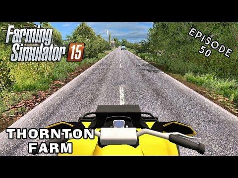 Let's Play Farming Simulator 2015   Thornton Farm   Episode 50