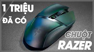 Chỉ 1 TRIỆU đã có chuột Gaming Razer Basilisk X Hyperspeed