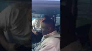 6 18s in Cadillac Escalade at David Loud Car Audio