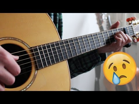 7 Sad  Emotional Songs to play on Guitar FINGERSTYLE