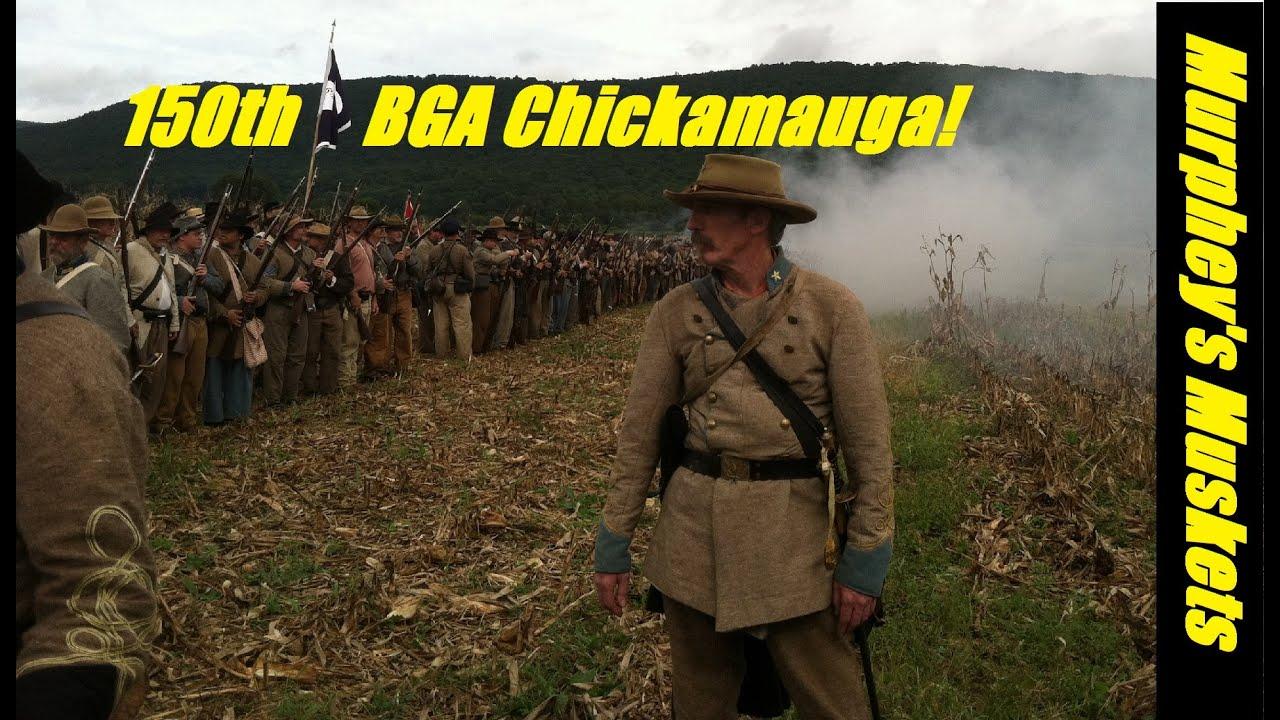 Ambrose Bierce Chickamauga