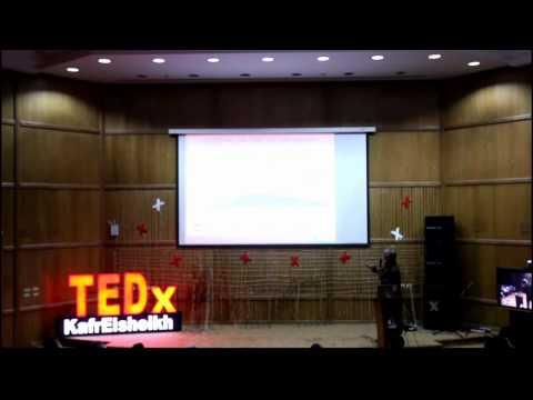 Future of energy in Egypt: Amr Mohsen at TEDxKafrElsheikh