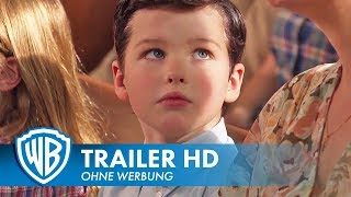 YOUNG SHELDON Staffel 1 - Trailer #2 Deutsch HD German (2018)