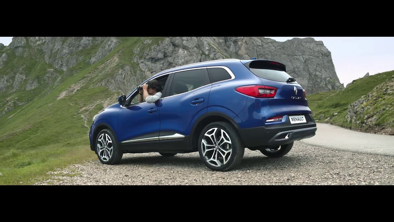2019 renault kadjar facelift product film youtube. Black Bedroom Furniture Sets. Home Design Ideas