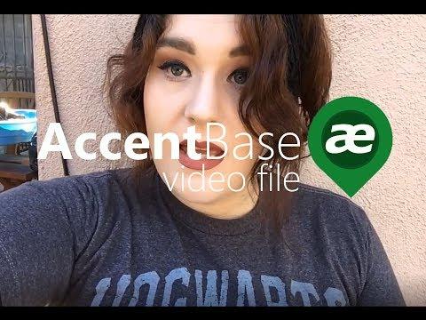 Riverside, Inland Empire California Accent (Female) AccentBase File #94
