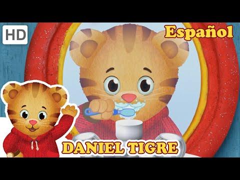 Daniel Tigre en Español - ¡Buenos Días, Daniel! (Episodios Completos en HD)