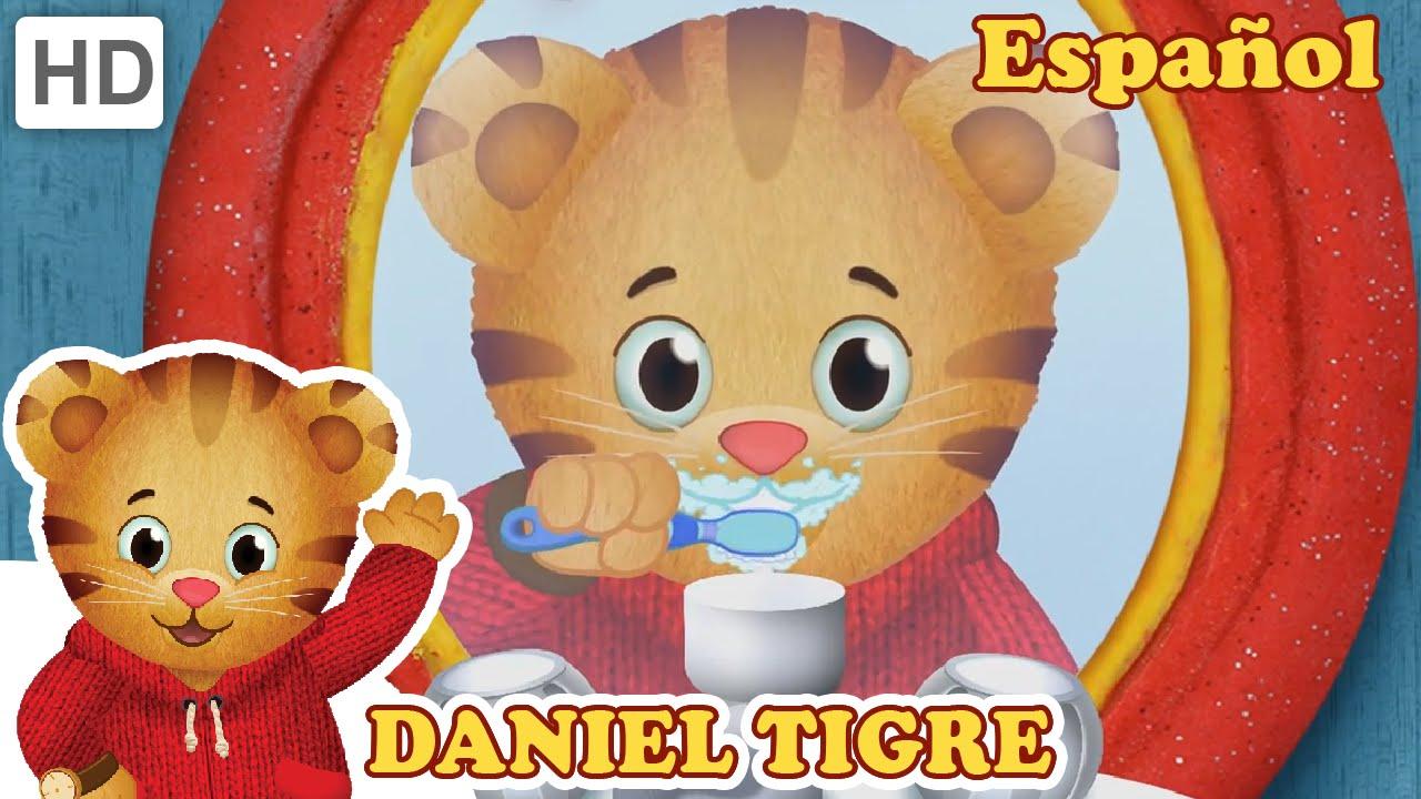 Daniel Tigre en Español - ¡Buenos Días, Daniel! (Episodios ...