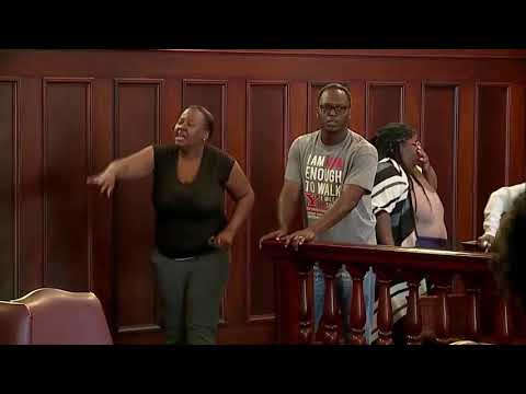 Kydd Joe - Brawl in courtroom...