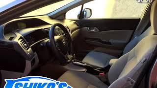 2012 Honda  Civic - Shikas Auto Gallery
