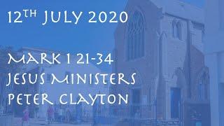 12 July Peter Clayton