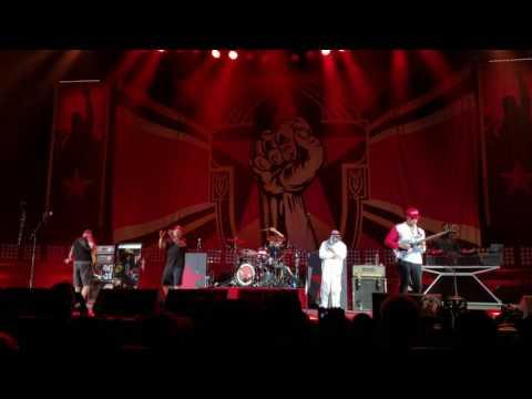 Prophets of Rage - No Sleep Til Brooklyn (live in San Antonio, TX)