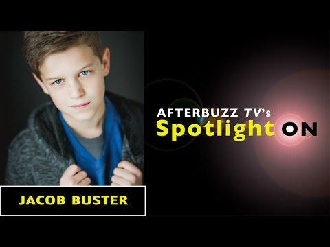 Jacob Buster   AfterBuzz TV's Spotlight On
