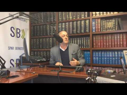 The Law Offices of Spar & Bernstein | Brad's Dr. Phil Moment